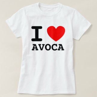 I Heart AVOCA T-Shirt