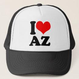 I Heart AZ Trucker Hat