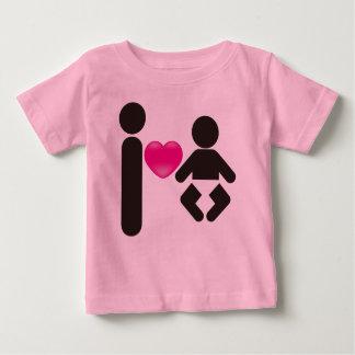 I Heart Baby Baby T-Shirt