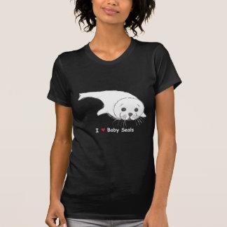 I Heart Baby Seals T-Shirt
