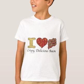 I Heart Bacon T-Shirt