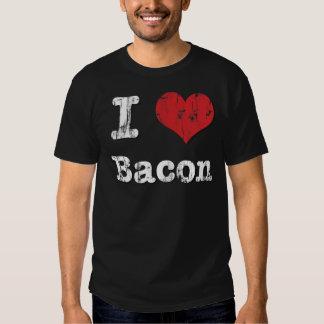 I Heart Bacon Tshirt