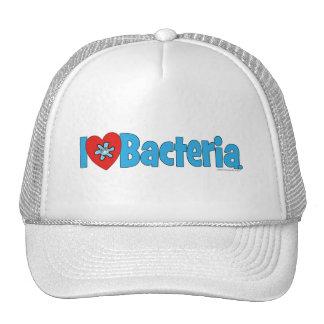 I Heart Bacteria Mesh Hats