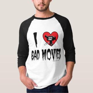 I (Heart) Bad Movies Shirts