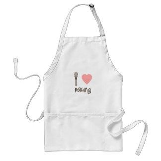 I heart Baking Apron