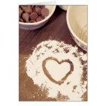 I Heart Baking Card