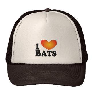 I (heart) Bats - Lite Multi-Products Trucker Hat