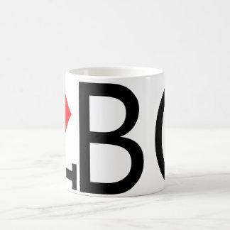 I heart BC Coffee Mug
