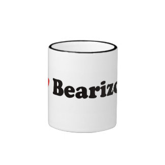 I Heart Bearizona Mugs
