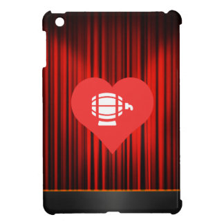 I Heart Beer Kegs Icon Case For The iPad Mini