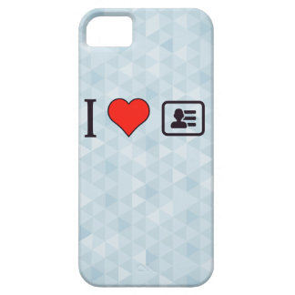 I Heart Being A Business Men iPhone SE/5/5s Case