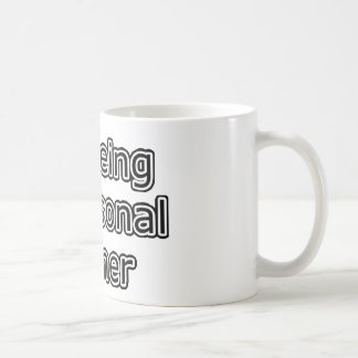 I Heart Being a Personal Trainer Coffee Mug