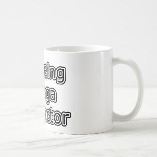 I Heart Being a Yoga Instructor Coffee Mug
