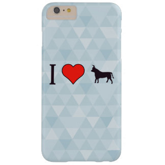 I Heart Being Taurus Barely There iPhone 6 Plus Case