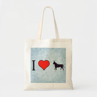 I Heart Being Taurus Tote Bag