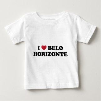 I Heart Belo Horizonte Brazil Baby T-Shirt