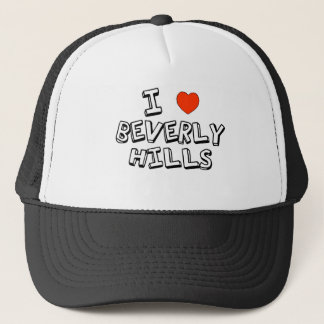 I Heart Beverly Hills Trucker Hat