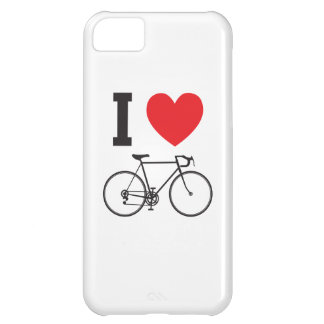 I Heart Bicycle iPhone 5C Cover