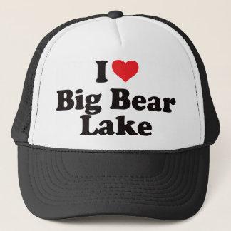 I Heart Big Bear Lake Trucker Hat