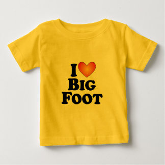 I (heart) Big Foot - Lite Multi-Product T-Shirts