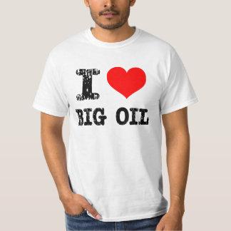 I Heart Big Oil T-Shirt