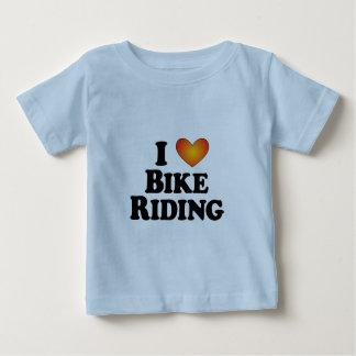 I (heart) Bike Riding - Lite Multi-Products Tshirt