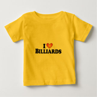 I (heart) Billards - Lite Mult-Products Tees
