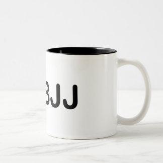 I Heart BJJ Mug