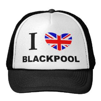 I Heart Blackpool. Trucker Hat