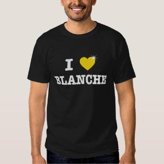 I Heart Blanche Tee Shirt