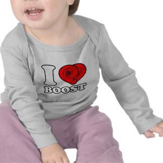 I Heart Boost Tshirt