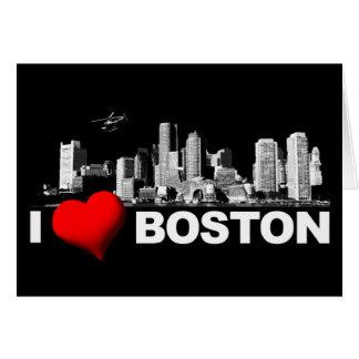I Heart Boston [Darkness] Card