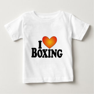 I (heart) Boxing - Lite Multi-Products Baby T-Shirt