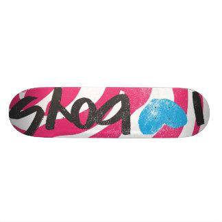 I Heart Boys Skate Deck
