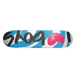I Heart Boys Skateboard