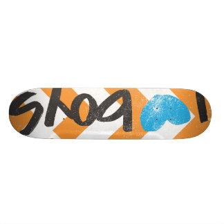 I Heart Boys Skateboards