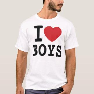 I HEART BOYS T-Shirt