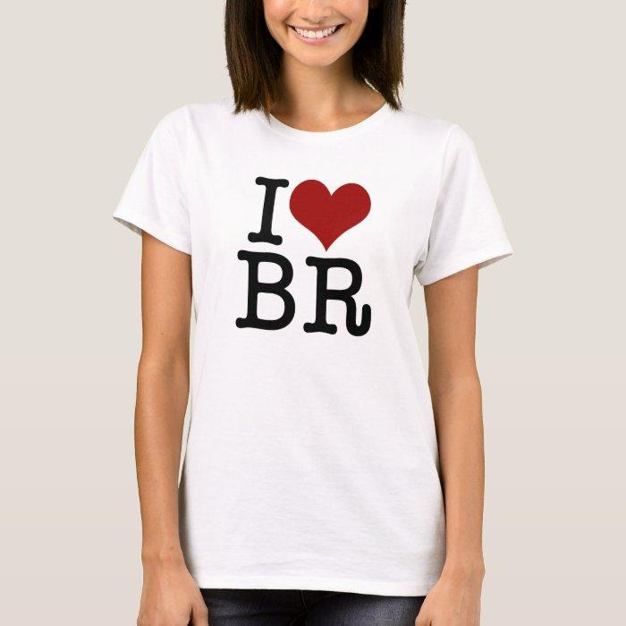 I Heart BR T-Shirt