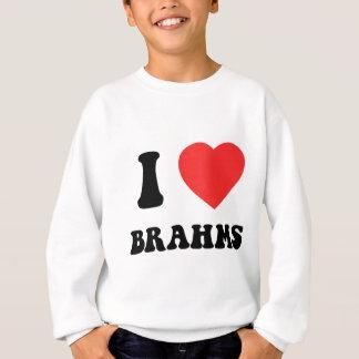 I Heart Brahms gear Sweatshirt