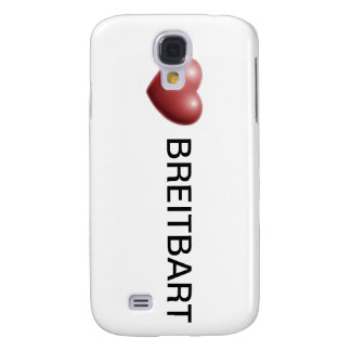 I Heart Breitbaet Case Galaxy S4 Covers