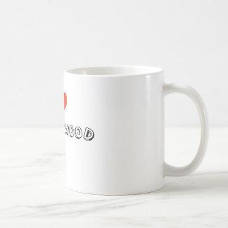 I Heart Brentwood Mugs