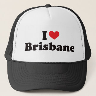 I Heart Brisbane Trucker Hat