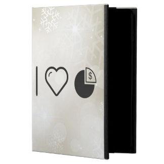 I Heart Budgets iPad Air Cover