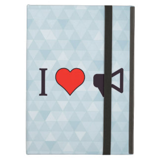 I Heart Bullhorns Case For iPad Air