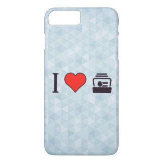 I Heart Business Cards iPhone 7 Plus Case