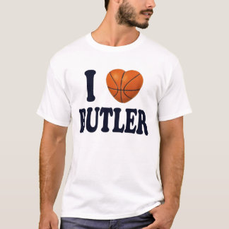 I Heart Butler T-Shirt