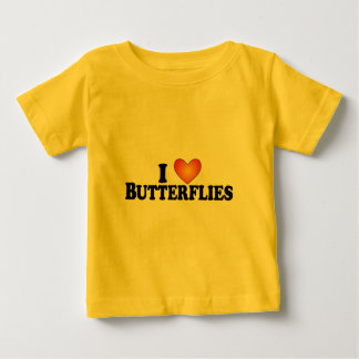 I (heart) Butterflies - Lite Multi-Products T-shirt