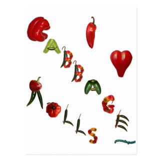 I Heart Cabbage Rolls Postcards