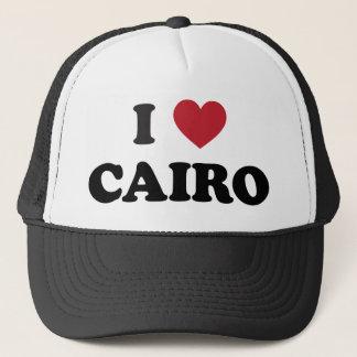 I Heart Cairo Egypt Trucker Hat