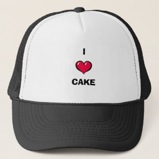 I heart CAKE Trucker Hat